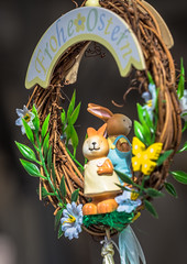 Easter in Germany (elzauer) Tags: anticipation bavaria celebration celebratoryevent centraleurope closeup cultures day decor differentialfocus easterbunny easteregg europe foodanddrink germany imagefocustechnique manmadeobject photography stilllife tradition coburg bayern de easter