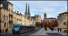 Bordeaux (ag&ph2010) Tags: bordeaux bordeauxstreets bordeauxtrams france europe