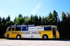 Thunder Bus (ThunderBusRecordingStudio) Tags: thunder bus recording studio solar powered joon wolfsberg oldtimer 1996 büssing yellow