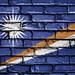 National Flag of Marshall Islands