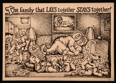 The Family... (Robert Crumb) (Antoine Bakx) Tags: robertcrumb