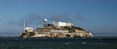 The island (Guillaume DELEBARRE (Guigui-Lille)) Tags: île alcatraz sanfrancisco jail prison america usa decay abandonné canoneos6d tamron2470f28 bay baie california californie architecture