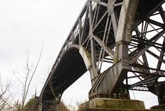 MSC Warburton Cantilever Bridge (Azzcart2000) Tags: manchestershipcanal warburtonbridge
