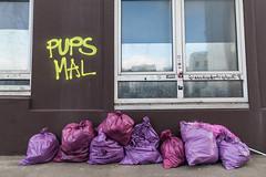 pups mal (Rasande Tyskar) Tags: altona hamburg nord city stadt bild strase graffiti pups mal pupsen fart