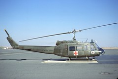 15208 Mather AFB 8-10-1980 (Plane Buddy) Tags: 15208 6915208 bell uh1 iroquois us army california arng mather 126th