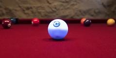 cheating at pool (andrew.foeller) Tags: sphero pool cueball pooltable billiards