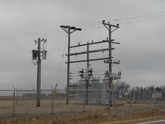 Otter Tail Power - Fergus Falls, MN (NDLineGeek) Tags: 12500v 2400v substation otp