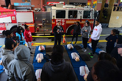 20170401-womens-history-rock-016 (Official New York City Fire Department (FDNY)) Tags: fdny join women history training firefighter