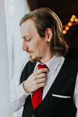 Groom (vujade762) Tags: wedding photography nashvillewedding nashville red