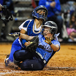 CHS Ladies Var Softball vs DHS 3-31-2017 (EAW)