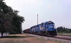CR SD50 6771 (Fan-T) Tags: sd50 6771 conrail cr berea dandorko