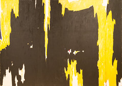 1957-D No. 1, 1957 (Jonathan Lurie) Tags: still art museums modern museum wisconsin oil painting milwaukee clyfford mam artinmuseums clyffordstill milwaukeeartmuseum milwaukeewisconsin modernart oilpainting unitedstates us