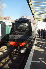 DSC01736 (Alexander Morley) Tags: swanage railway strictly bulleid steam gala 2017 pacific southern 34070 manston
