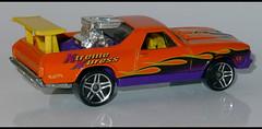 CHEVROLET El camino 1968 (baffalie) Tags: auto toys miniature voiture jouet diecast jeux