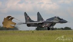 Mig-29 (cgull123) Tags: berlin germany russia jet fast poland airshow ww2 29 ila raf mig luftwaffe afterburner