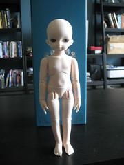Standing 2 (gurmco_inc) Tags: box spirit illusion opening bjd boxopening yosd illusionspirit songxiao