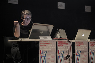 Sonja Soldo (Pogon, Zagreb, HR): Reasons behind the Forum and Residence programmes as Pogon's strategy for interconnecting artists