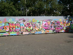"zomerspelen 2013 Graffiti workshop • <a style=""font-size:0.8em;"" href=""http://www.flickr.com/photos/125345099@N08/14220750897/"" target=""_blank"">View on Flickr</a>"
