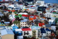 So Colourful (_Codename_) Tags: church island iceland rainbow reykjavik hallgrímskirkja tiltshift