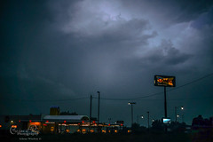 (Chains of Pace) Tags: storm oklahoma night clouds landscape unitedstates sony sonic guymon okl
