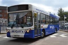 McGill's Dennis Dart SLF J4607 W607VGJ - Partick, Glasgow (dwb transport photos) Tags: bus glasgow alexander dennis partick dart mcgills alx200 w607vgj