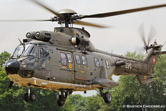 T-336 - Aerospatiale AS532 UL Horizon - Swiss Air Force - CN 2541 (Bastien Spotting Aviation) Tags: cn force swiss air horizon bastien ul aerospatiale as532 2541 t336 engerbeau