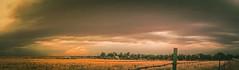 Rains Arrival (Chains of Pace) Tags: storm oklahoma clouds landscape sony prairie panhandle guymon cloudsstormssunsetssunrises