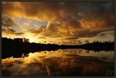 The waking of the sun (WanaM3) Tags: park morning sky lake reflection nature water clouds sunrise pond texas wildlife sony ngc scenic bayou npc vista pasadena canoeing paddling a57 bayareapark armandbayou coth5 wanam3 sunrays5 sonya57