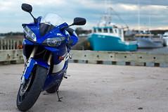 YZF-R1 (Nathan Mullin) Tags: bike motorbike yamaha r1 sportbike 1000 crotchrocket yzf yzfra
