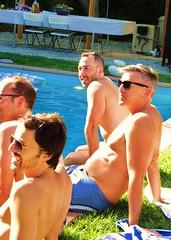 AvMem 129 (danimaniacs) Tags: shirtless man sexy guy hunk avmem
