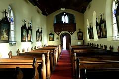 St Johns Catholic Church, Richmond (Lesley A Butler) Tags: church catholic stjohns australia richmond tasmania