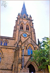 Organ Recital and Lunch in Preston 9 July 2014 (A Plackett) Tags: music church cathedral organ preston minster