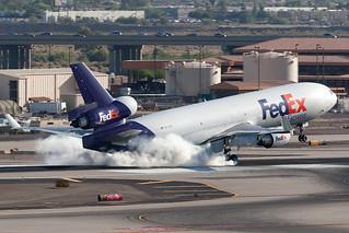 FedEx MDD MD-11 N572FE KPHX 29JUN14