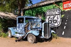 DSC_9907 (Bill_Morisson) Tags: arizona usa car truck route66 nikon pickup fullframe seligman d600 tamron2875mmf28 seligmanarizona nikond600 nikonfx