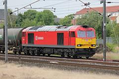 60024-DT-12072014-1 (RailwayScene) Tags: db darlington class60 60024 dbschenker 6d43