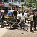 Puran Dhaka Rickshaw Drivers