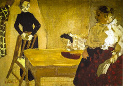 Edouard Vuillard - The Conversation, 1891 at National Gallery of Art Washington DC (mbell1975) Tags: from ca art museum painting french for washingtondc smithsonian dc washington districtofcolumbia san francisco gallery museu unitedstates fine arts honor musée musee national impressionism conversation museo museums intimate impression impressionist muzeum legion edouard nga viewed finearts the beaux beauxarts vuillard müze gallerie 1891 also