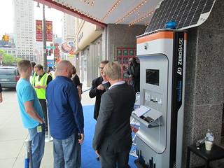 Hybrid kiosk