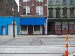 Elm Street (Travis Estell) Tags: cincinnati cities elmstreet elmstreetotr historicpreservation ohio overtherhine urbanneighborhood urbanism elmstreetcincy