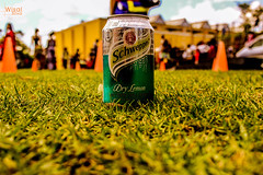 Schweppes Dry Lemon (Wisal 911) Tags: green grass lemon cool drink can schweppes
