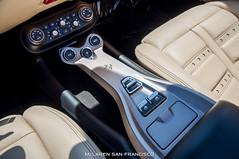2010 Ferrari California (McLaren San Francisco) Tags: california ferrari grigiosilverstone