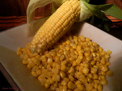 Corn (Grace Pedulla Dillon) Tags: life summer food garden still corn farm seasonal vegetable fresh maize earsofcorn