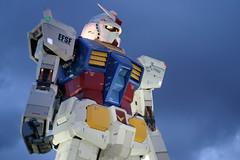 Gundam (Cheksa) Tags: japan tokyo odaiba gundam