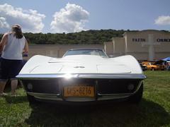 DSC01612 (Dragon-Wolf) Tags: cars stingray corvette carshow corvettestingray