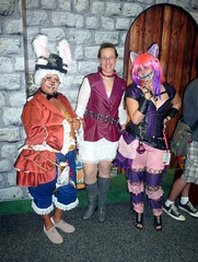 Wonderland (Kelson) Tags: cosplay alice katie onceuponatime cons wonderland comiccon cci aliceinwonderland cheshirecat whiterabbit sdcc comicconinternational ouat comiccon2014 sdcc2014 ouatiw