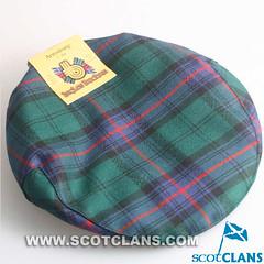 Clan Armstront Tartan Cap