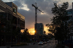 Summer Sunset (Matt M S) Tags: city cambridge urban ontario canada project downtown king metro kitchener waterloo area region metropolitan 1000 core kw southwestern tricities mattsmith kitchenerwaterloo downtownkitchener kitchenerontario waterlooregion kitchenerdowntown kitchener1000 kitchener1000project dtklove kwontario