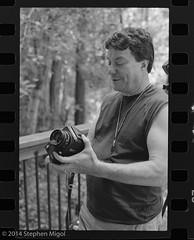 Dan's Hassy (S Migol) Tags: blackandwhite film monochrome analog pentax 135 greyscale cortedemadera pentaxlx openspacepreserve smigol xtol12 smcpk50mmf12 stephenmigol photosofthephotographer copyright2014
