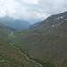 Panorama Val di Peio vanaf Rifugio Larcher