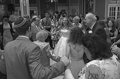 Shared Joy (MPnormaleye) Tags: wedding reception dance dancing party crowd joy happy guests hotel restaurant celebration utata monochrome greyscale bw blackwhite fun utata:project=peopleunposed